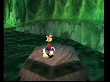 Rayman 2: The Great Escapes - 09468
