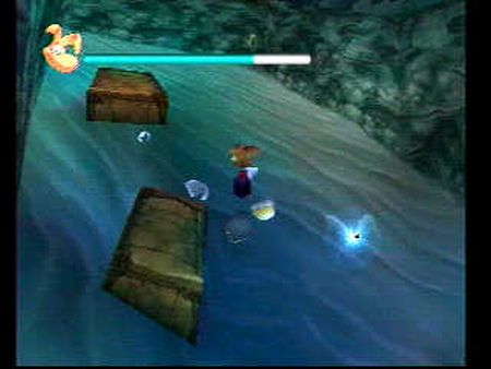 Rayman 2: The Great Escapes - 09472