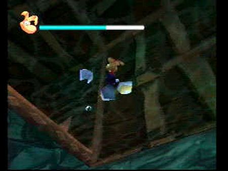 Rayman 2: The Great Escapes - 09473