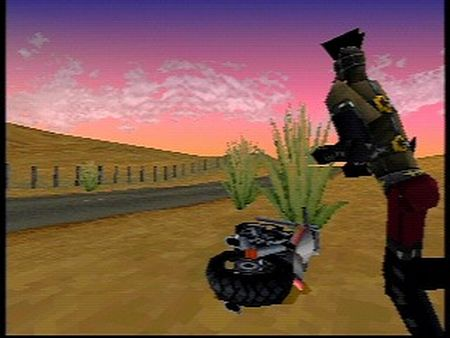 Road Rash: Jailbreak - 08612