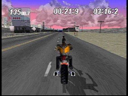 Road Rash: Jailbreak - 08613