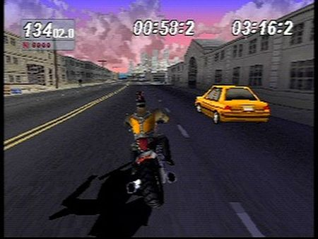 Road Rash: Jailbreak - 08614