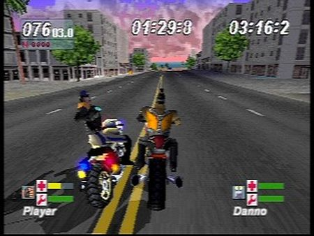 Road Rash: Jailbreak - 08615