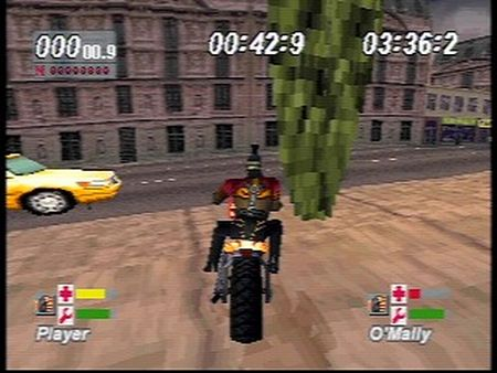 Road Rash: Jailbreak - 08617