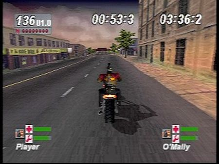 Road Rash: Jailbreak - 08618
