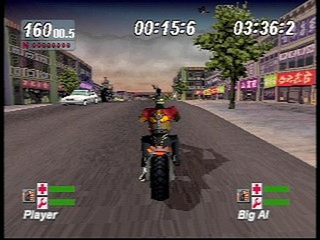 Road Rash: Jailbreak - 08620