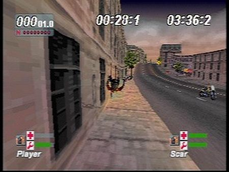 Road Rash: Jailbreak - 08621