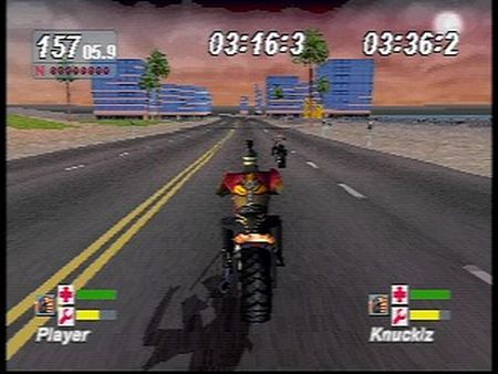 Road Rash: Jailbreak - 08622