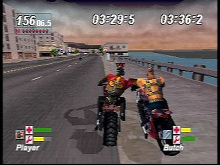 Road Rash: Jailbreak - 08623