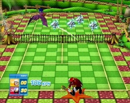Sega Superstars Tennis - 58455