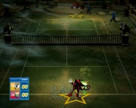 Sega Superstars Tennis - 58456