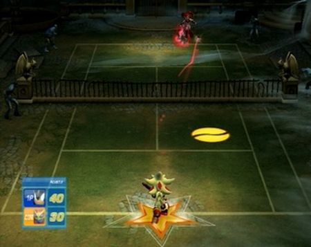 Sega Superstars Tennis - 58459