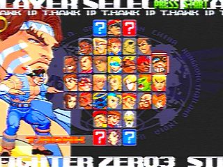 Street Fighter Alpha 3 - 08118