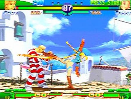 Street Fighter Alpha 3 - 08119