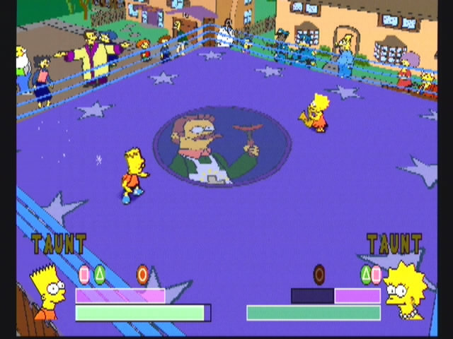 Simpsons Wrestling - 10563