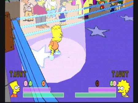 Simpsons Wrestling - 10564