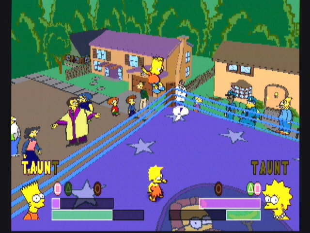 Simpsons Wrestling - 10568
