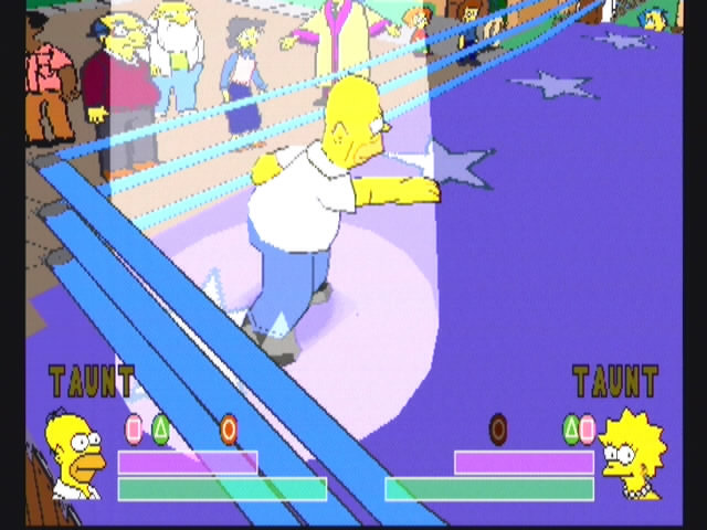 Simpsons Wrestling - 10571