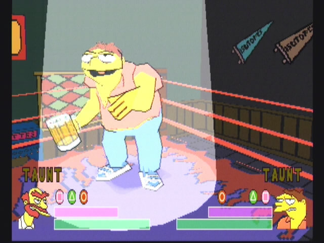 Simpsons Wrestling - 10579