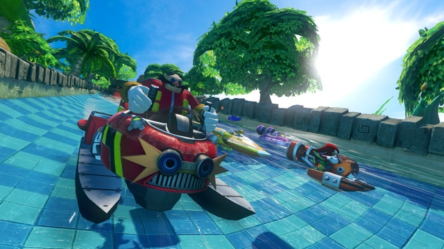 Sonic and All-Stars Racing Transformed - 46397