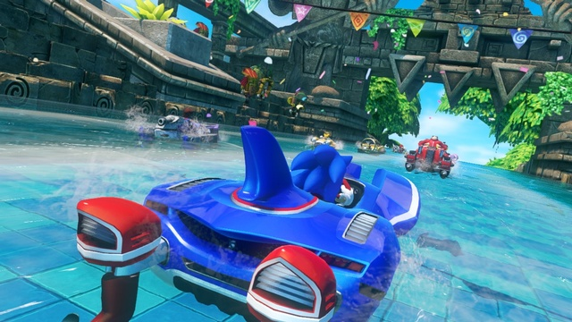 Sonic and All-Stars Racing Transformed - 46399