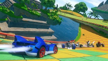 Sonic and All-Stars Racing Transformed - 46400