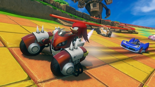 Sonic and All-Stars Racing Transformed - 46398