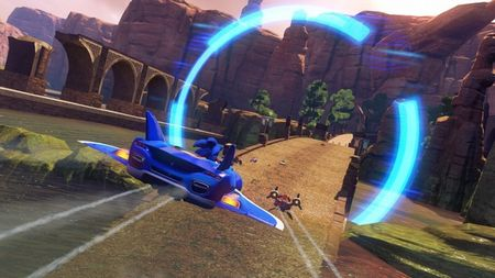 Sonic and All-Stars Racing Transformed - 46393