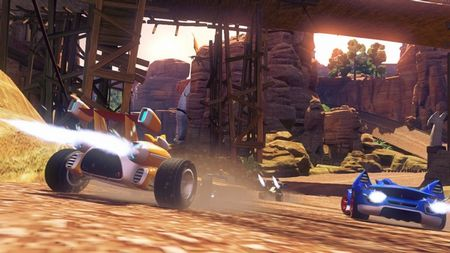 Sonic and All-Stars Racing Transformed - 46394