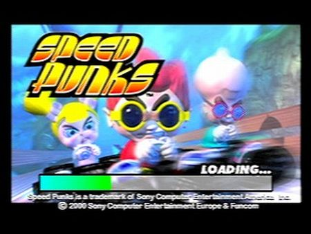 Speed Punks - 09429
