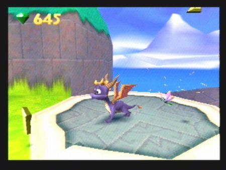 Spyro: Year of the Dragon - 09323