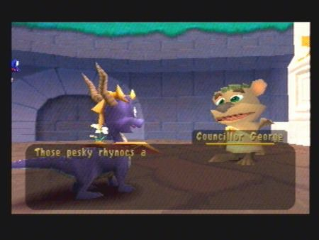 Spyro: Year of the Dragon - 09325