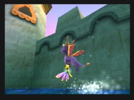 Spyro: Year of the Dragon - 09328