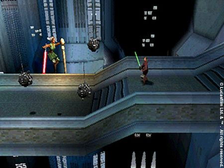 Star Wars Phantom One: Jedi Power Battles - 09084