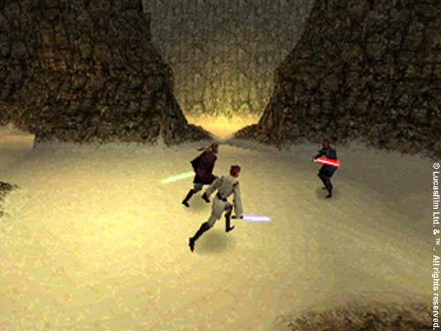 Star Wars Phantom One: Jedi Power Battles - 09085