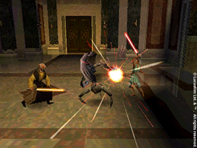 Star Wars Phantom One: Jedi Power Battles - 09086