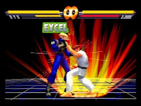 Street Fighter EX 2 Plus - 09062