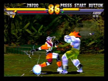 Street Fighter EX 2 Plus - 09068