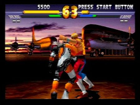 Street Fighter EX 2 Plus - 09071