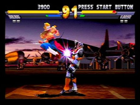Street Fighter EX 2 Plus - 09072
