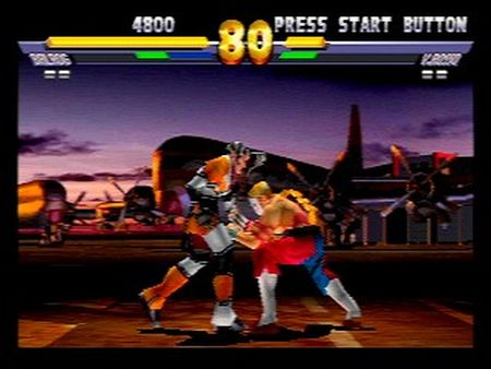 Street Fighter EX 2 Plus - 09073