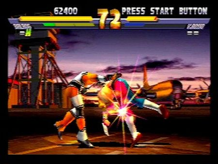 Street Fighter EX 2 Plus - 09074