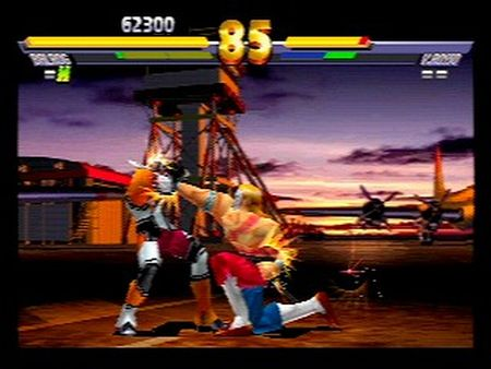 Street Fighter EX 2 Plus - 09075