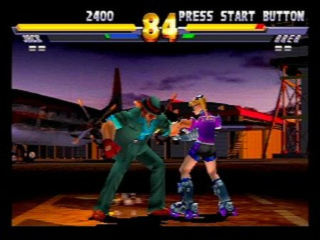 Street Fighter EX 2 Plus - 09078