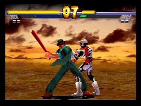 Street Fighter EX 2 Plus - 09080
