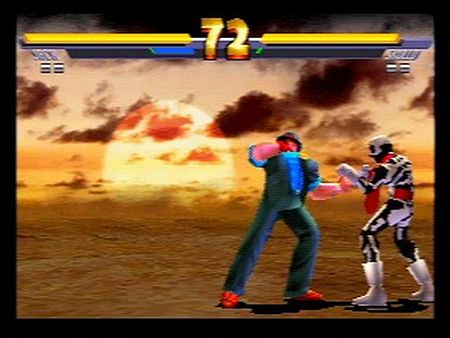 Street Fighter EX 2 Plus - 09081