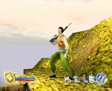 Tenchu 2: Birth of the Assassins - 09039
