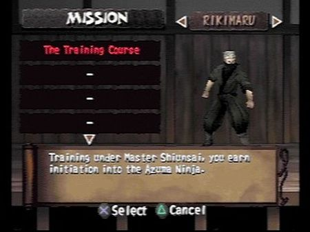 Tenchu 2: Birth of the Assassins - 09025