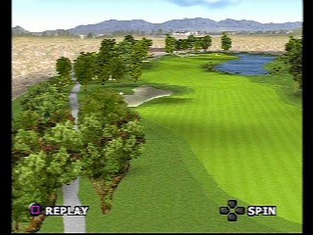 Tiger Woods PGA Tour 2000 - 09000