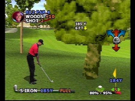 Tiger Woods PGA Tour 2000 - 09001